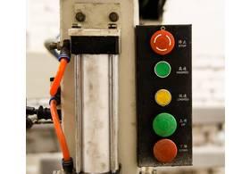 Станок шлифовальный колено–рычажный MS-2600А с пневматическим дожимом инструмента - фото 4